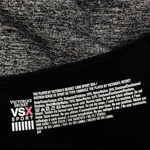 Victoria's Secret Intimates & Sleepwear - Victoria's Secret The Player Cami Gray Sports Bra
